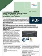 Fp Primergy Rx600 s4 Fr