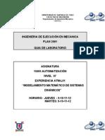 Atm-l01 Modelamiento Matematico Desistemasdinamicos