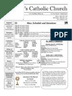 Bulletin - 6-24-2012