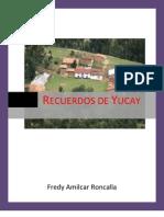 Recuerdos de Yucay Version Corregida Fredy Amilcar Roncalla