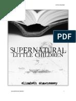 Little Children, By Elizabeth Shawnessey