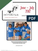 Durham Skywriter—June/July 2012