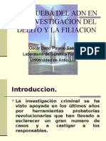 Genetica Forense Bacteriologia Oscar 2006-03-02