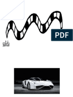 Presentación carrera de autos