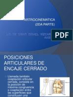 Artrocinematica 2da Parte