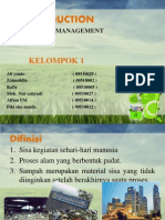 solid management waste