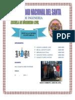 INFORME Sanitarias 2da Unidad