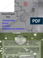 Kepentingan PSV