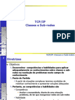 TCP-IP - Classes e Sub-Redes - Versao 2.0
