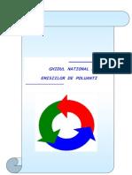 Ghidul National Al Emisiilor de Poluanti