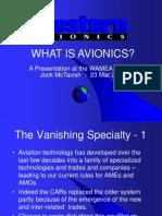 What is Avionics