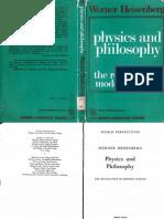 Heisenberg PhysicsPhilosophy