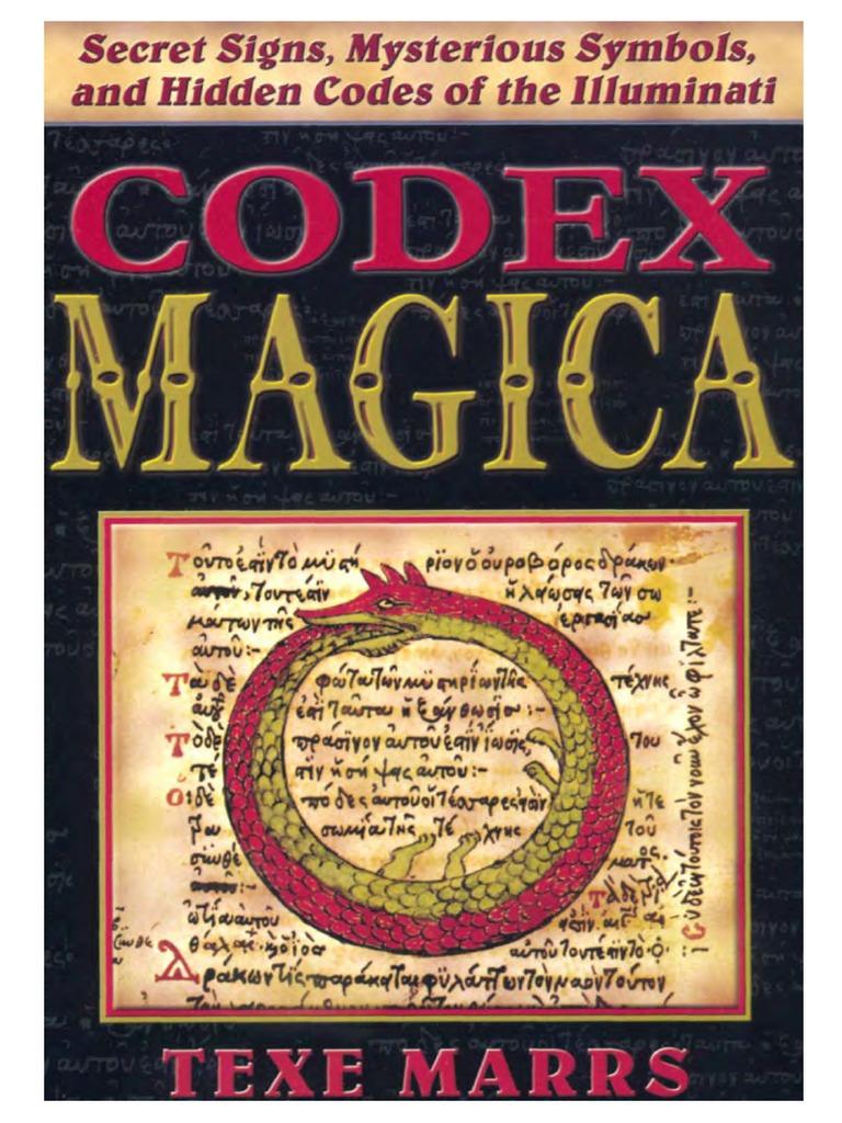 734b63647 Hidden Codes of the Illuminati Codex Magica Texe Marrs | Freemasonry |  Evidence