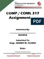 Bpsu Bsar4a Comp Coml 317