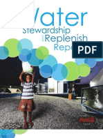 Coca Cola the Water Stewardship and Replanish Report1 2012
