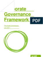 Corporate Governance Frame Work