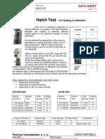 Cross Hatch Test