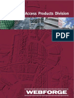Webforge Access Systems Brochure