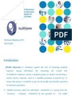 To Assess the Need for Implementation of Health