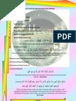 Nasihat Untuk Jamaah Haji Dan Umrah