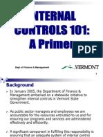 Internal Controls 101