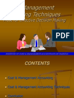 Cost Management Accounting Techniques 1204758241780170 2