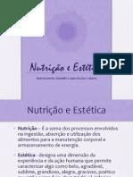 NUTRIÇÃO E ESTÉTICA