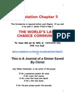Revelation 5.Doc Updated 23.6