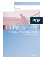 Global Afghan Opium Trade - 2011