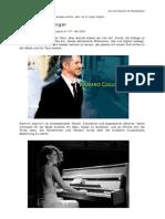 Musik für Anfaenger - Artikel und Interview El Tangauta #127 5-2005