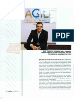 Interview in The Policy Magazine - June 2012 - The UAE Insurance Report 2012