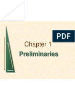 Chapter 1 - Preliminaries