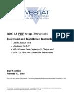 RDC 4-5 PDF SetupInstructs 011105
