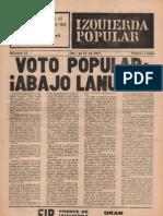 Izquierda Popular 13