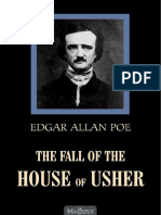 Edgar Allan Poe - The Fall of the House of Usher