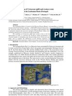 Modeling of Cretaceous Uplift and Erosion Events in the Lusitanian Basin (Portugal) (Extended Abstract)