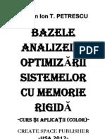 Bazele Analizei Si Optimizarii Sistemelor Cu Memorie Rigida_color-Florian_PETRESCU