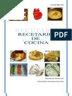 Recetario Doña Vilma - Exquisiteces