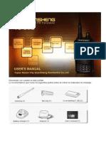 Manual QUANSHENG TG-UV2 en Español por LU5HJF