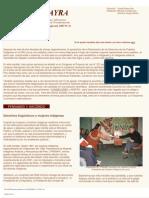 Boletin Wayra. Año 3, N°41 Agosto-Septiembre 2007