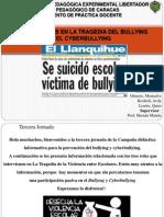 roles del bullying y cyberbullying