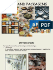 Food and Packaging
