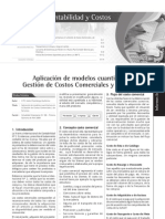 Aplicación de modelos cuantitativos
