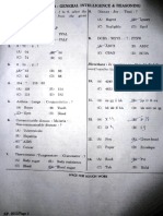 Ssc Si and Cpo in Bsf and Cisf Paper 2012