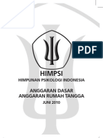 Kode Etik HIMPSI