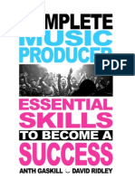 Complete Music Producer – Essential Skills guide