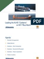 Loadign/cargando ALHD Canberra