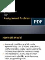 Assignment Problem