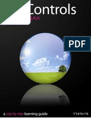 Radcontrols For Asp Net Ajax Dynamic Web Page Ajax Programming