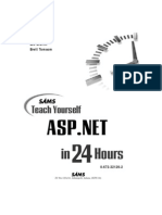 Teach Yourself ASP.net in 24 Hours